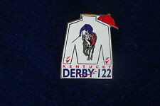 1996 Kentucky Derby Jockey Silks and Cap Pin