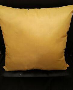 Waterproof Camping Garden Cushion Covers Furniture Outdoor Indoor Seats Yellow