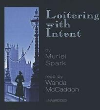 Loitering with Intent by Muriel Spark (2013, CD, Unabridged) NEW