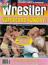 The Wrestler Magazine - August 1989 - Supercard Sunday