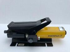 Enerpac PA133 Pneumatique Air Hydraulique Pied Pompe 700 Barre / 10,000 Psi #