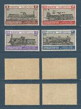 Egypt - 1933 - ( International Railroad Congress ) - Complete Set - MNH**