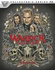 WARLOCK COLLECTION 1 2 3 New Sealed Blu-ray Vestron Video Collector's Series