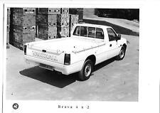 "Vauxhall Brava 4 X 2 Pickup van 'H' Reg. Original Foto De Prensa folleto de ventas"""""