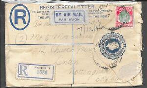 MALAYA BMA $2 SINGAPORE 1946 POOR CONDITION