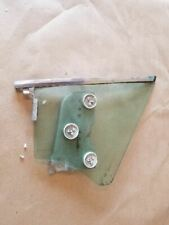 Passenger Right Front Door Vent Glass Fits 74-76 LINCOLN MARK SERIES IV
