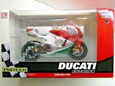 Protar 1:9 Scale Diecast Model Ducati Desmosedici Mugello GP Capirossi - New