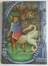 The Visconti Uffiziolo Prayer Book Artwork by Umberto Baldin Italy First Edition