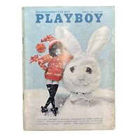 PLAYBOY Magazine Vintage Centerfold March 1966 Octopussy