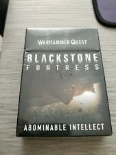 Warhammer Quest : BF - Abominable Intellect - OOP -  In shrink