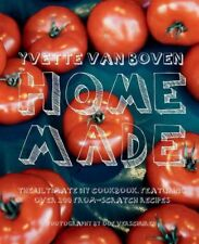 Home Made by Yvette Van Boven (English) Hardcover Book Free Shipping!