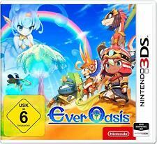 Nintendo 3DS Spiel Ever Oasis 2DS kompatibel NEUWARE