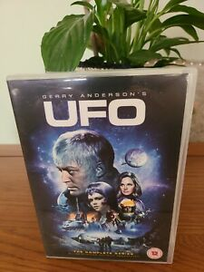 UFO: The Complete Series (DVD, 1973) Free Post