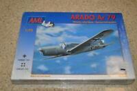 Vintage New AML Arado Ar 79 Model Airplane Kit 1:72 German