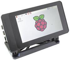 "Smarticase-SMT2NL-Raspberry Pi Custodia TOUCHSCREEN 7"" - Nero"