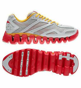 Reebok Kids Shoes Zig Tech Zigsonic Footwear Juniors Tennis Sneakers Size 5.5