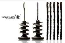 SAHMURAI S.W.O.R.D. v2.0 Bike Tubeless Tyre Repair Kit including Tools and Plugs