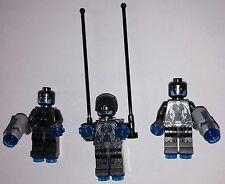 LEGO® Marvel Super Heroes 3 Figuren:  Ultron Offizier und Soldaten Neu Avengers