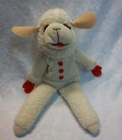"1992 Shari Lewis Lamb Chop Hand Puppet 18"" Plush Soft Toy Stuffed Animal"