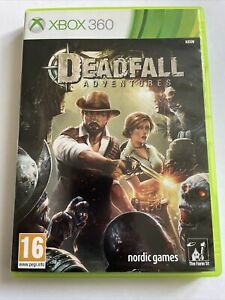 Deadfall Adventures Xbox360 Game (complete With Manual)