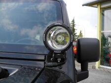 Jeep Wrangler JK phares Support le vitres Cadre 11027.03 Rugged Ridge