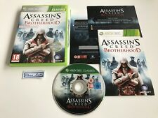 Assassin's Creed Brotherhood - Édition Spéciale - Xbox 360 - FR - Avec Notice