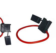 Sicherungshalter Flachsicherung Maxi Halter für Auto LKW Kabel 4,8 mm²