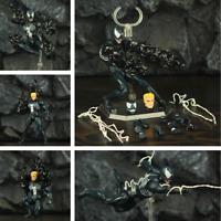 """Marvel Venom 6"""" Action Figure Amazing Spider man Edward Eddie Brock Legends KO's"""