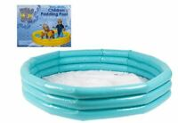 Large Paddling Garden Pool Kids Fun Family Swimming Pump Outdoor Inflatable
