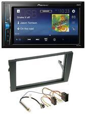 Pioneer 2DIN MP3 USB AUX Autoradio für Audi A4 B6 B7 2001-2008 ISO