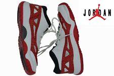 Pre-Owned Air Jordan Kids White/Red Sneakers Size 5