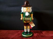 Nutcracker Limited edition 2005 Playing the accordion