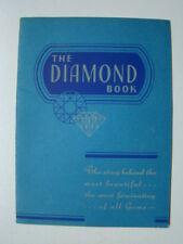 The Diamond Booklet Rogers Jewelry Modesto & Stockton CA Reno NV 1938