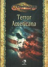 Cthulhu: Terror Americana (Abenteuerband, 40053G), Horror, Lovecraft, NEU