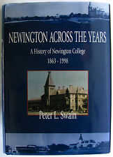 #JK13,, Peter Swain NEWINGTON ACROSS THE YEARS, HC VGC 1st ed by author