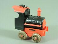LOKS: Dampflokomotiven D/EU 1976 - Lok 1 schwarz/rot
