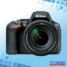 Nikon D5500 Black Digital SLR Camera + AF-S 18-140mm f/3.5-5.6G ED VR Lens Kit
