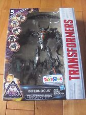 Transformers The Last Knight INFERNOCUS with Quintessa TRU Exclusive NEW