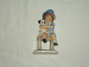 Käthe Kruse FigurNr. 1, Goebel, Porzellan Figur