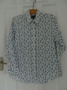 Beautiful Liberty of London blouse shirt size 10 excellent condition rarely worn