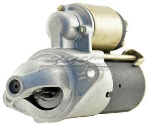 Remanufactured Starter  BBB Industries  6978