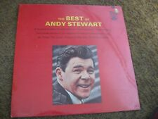 The Best Of Andy Stewart/ Capitol 6000/ Canada/ SEALED/