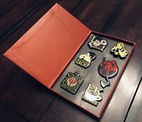 Deadly Premonition Origins Switch Collector's Edition Pin Badge Set (NO GAME)