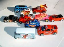 * Hotwheels, Matchbox and Other Volkswagen (Lot Of 10 ) Toy Vehicles lot # A