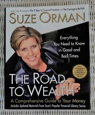 SUZE ORMAN SIGNED ~ The Road to Wealth : A Comprehensive Guide to Your Money 1st