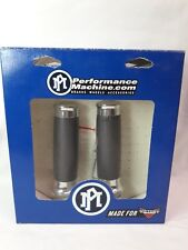 NEW VICTORY Performance Machine Contour Chrome Handle Grip Set P/N 2881717-156