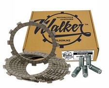 Walker Clutch Friction Plates & Springs - Kawasaki GT550 (Z550) 83-02