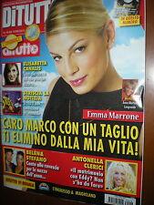 Di Tutto New.Emma marrone,Raoul Bova,Monica Bellucci,Melissa Satta e Boateng,iii