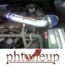 BLUE 1998-2002 CHEVY CAVALIER / PONTIAC SUNFIRE 2.2 2.2L OHV 4-CYL AIR INTAKE