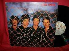 LIVE WIRE Pick it up LP 1979 ITALY EX+ Inner
